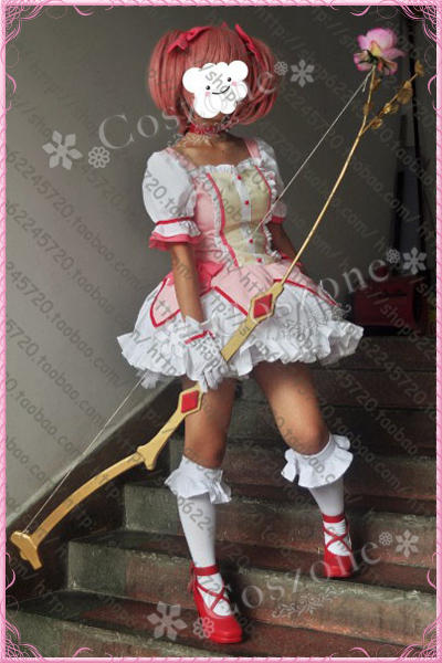魔法少女まどか☆マギカ  鹿目まどか 最終回 弓 武器