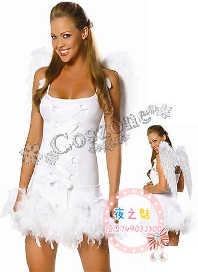 ウィング付き  可愛い Angel エンジェル 天使 風のコスチューム