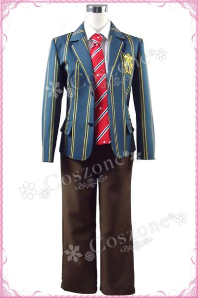 うたの☆プリンスさまっ♪早乙女学園 制服 校章をSクラスかAクラスを選べる